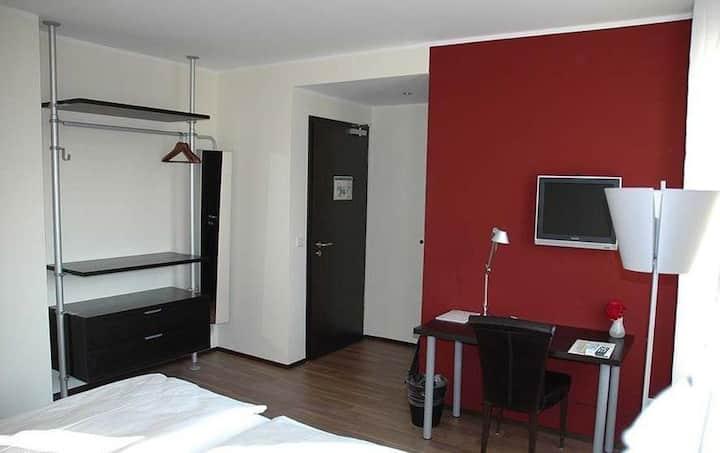 rest & relax hotel von Korff's, (Meschede), Einzelzimmer