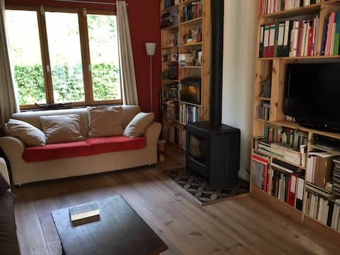 Cosy renovated house near the centre of Hoegaarden