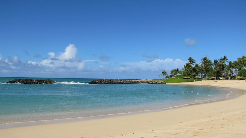 Gorgeous BeachFront Beach Villa at KoOlina 2BR/2BA - Kapolei - Kondominium