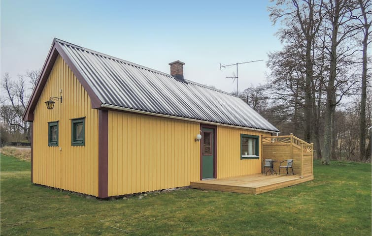 Holiday cottage with 2 bedrooms on 47 m² in Urshult