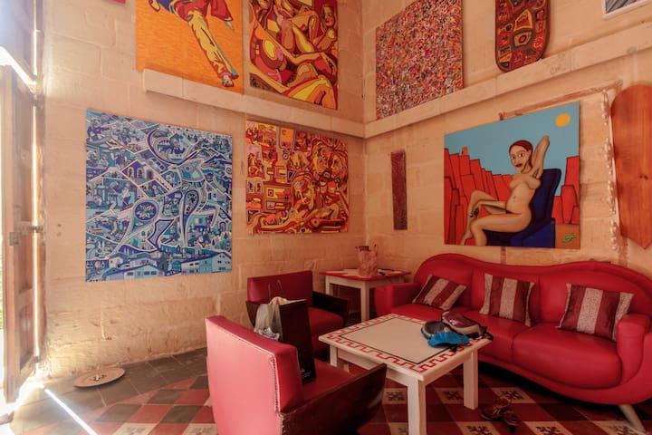 Il-Forn Palatial Studio Birgu - Birgu - Daire