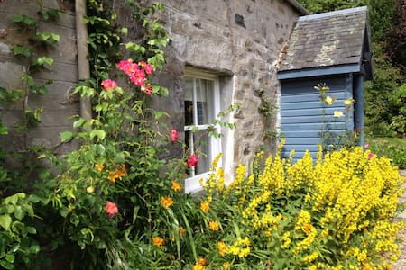 Rose Cottage on Dunalastair highland estate - Dunalastair - Ev