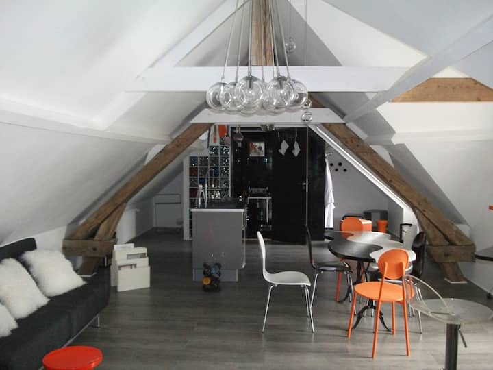 LOFT DESIGN YINLOFT Open space de 2 à 4 personnes