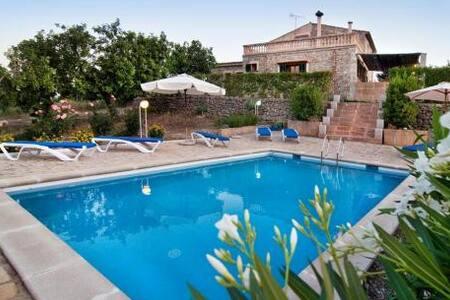 Campanet Holiday Villa 37 - Selva - Villa
