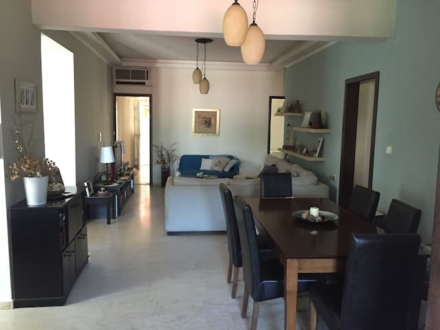 Lovely family home in heart of Kos - Antimachia - Hus