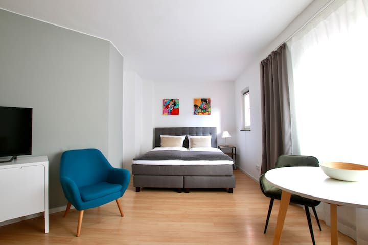Amazing flat in Cologne's city center