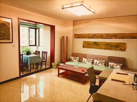 艺品雅居 东昌湖畔 金柱绿城 自助入住。