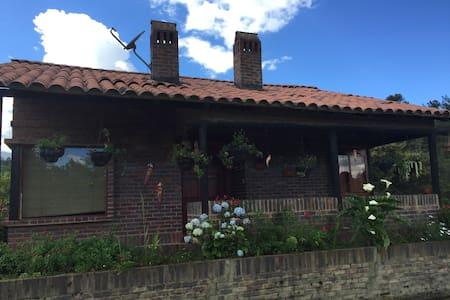 Espectacular casa campestre - Cogua - 단독주택