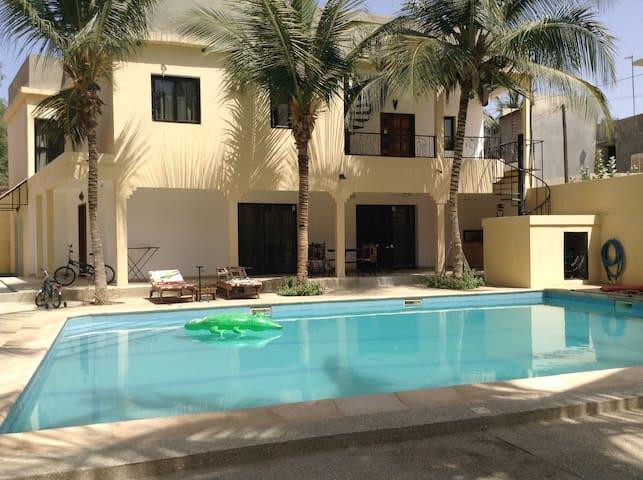 Villa Saly Portudal Niakh Niakhal Mbour Senegal - Saly - Casa