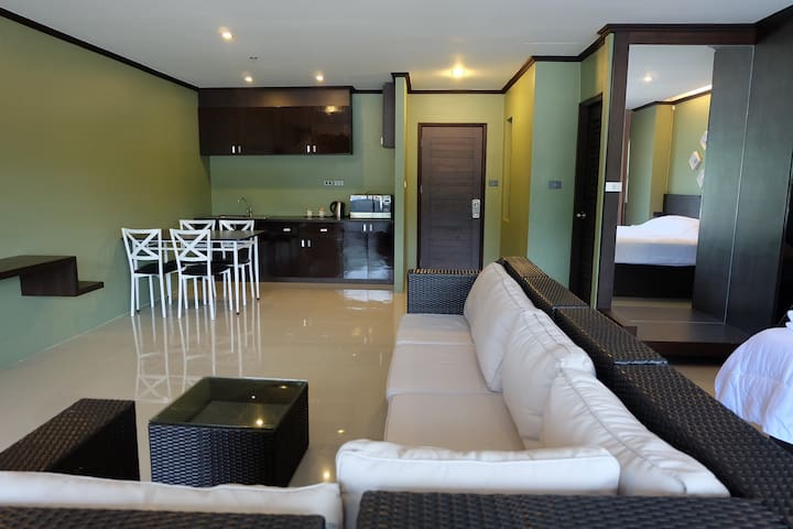 Nice 1bed in Patong!!