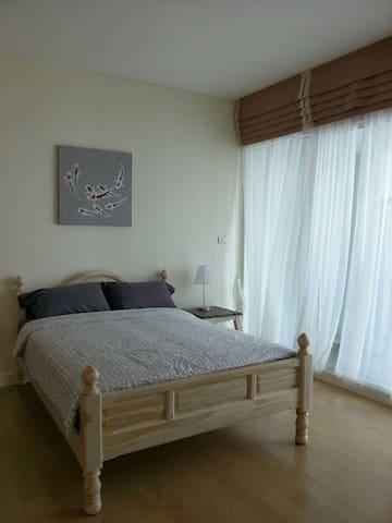 Pattaya, Na-Jomtien Condo for Rent - Na Chom Thian - Appartement