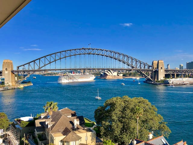SYDNEY HARBOUR APARTMENT,BEST VIEWS OF OPERA HOUSE