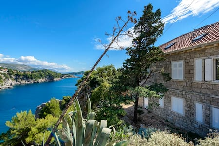"""VILLA ROSEMARY"" by the sea, 10 min from Old town - Dubrovnik - Villa"
