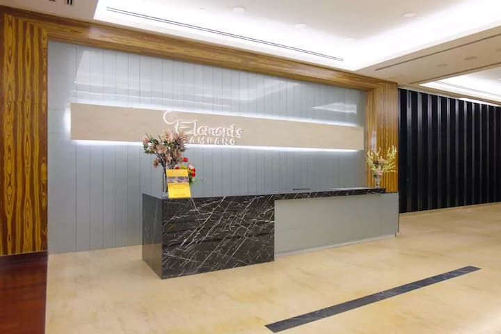 Affordable Luxury Stay at The Elements @ Ampang