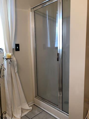 2nd Floor Master Suite Shower