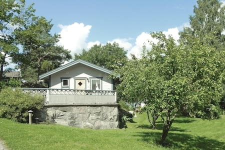 Holiday cottage with 1 bedroom on 40m² in Norrtälje