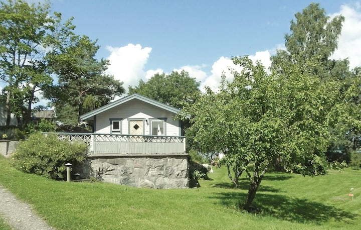 Beautiful home in Norrtälje with 1 Bedrooms