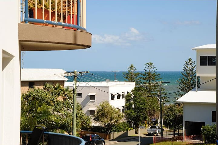 Ocean Views In The Heart of Caloundra