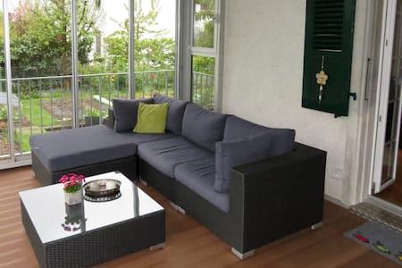 Möblierte 3-Zimmer Wohnung im Zentrum von Lyss - Lyss - 公寓