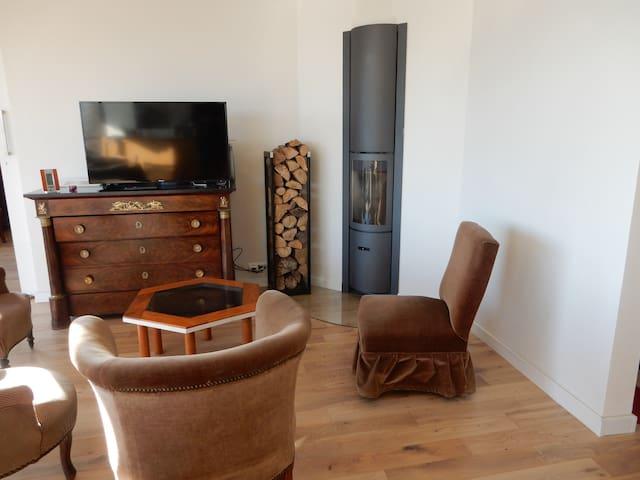 Maison avec vue exceptionnelle sur Seine - Duclair - Casa