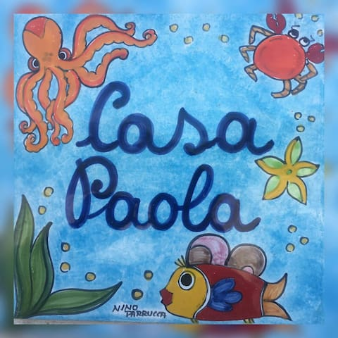 Bilocale  Casa Paola- Favignana