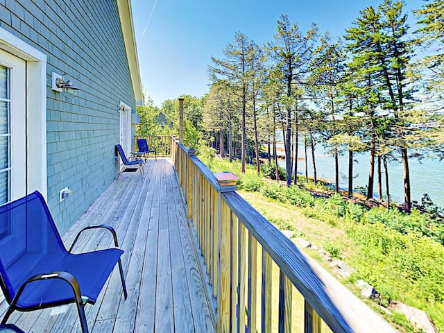 New 1BR at Sheepscot Harbor Resort