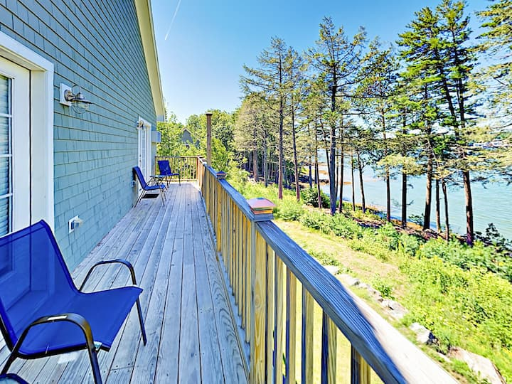 New Condo at Sheepscot Harbor Resort
