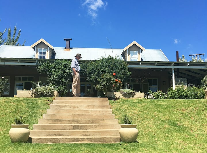 Claridge House, Clarens, Free State
