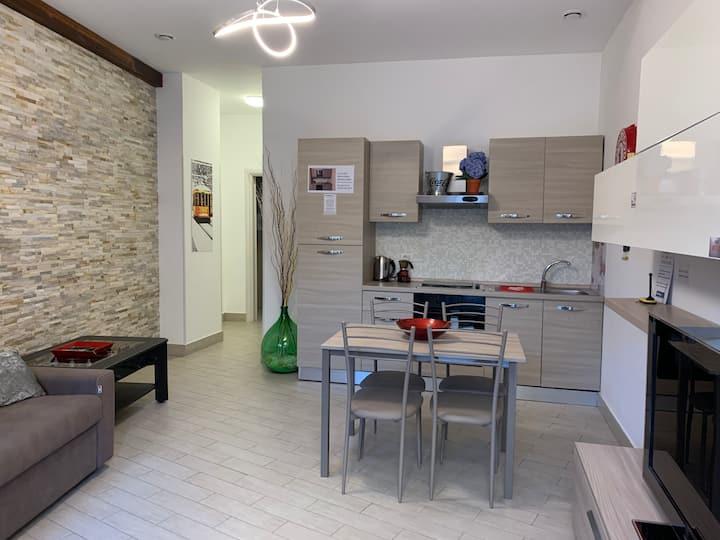 CA.FOSCARI apartment close to San Siro