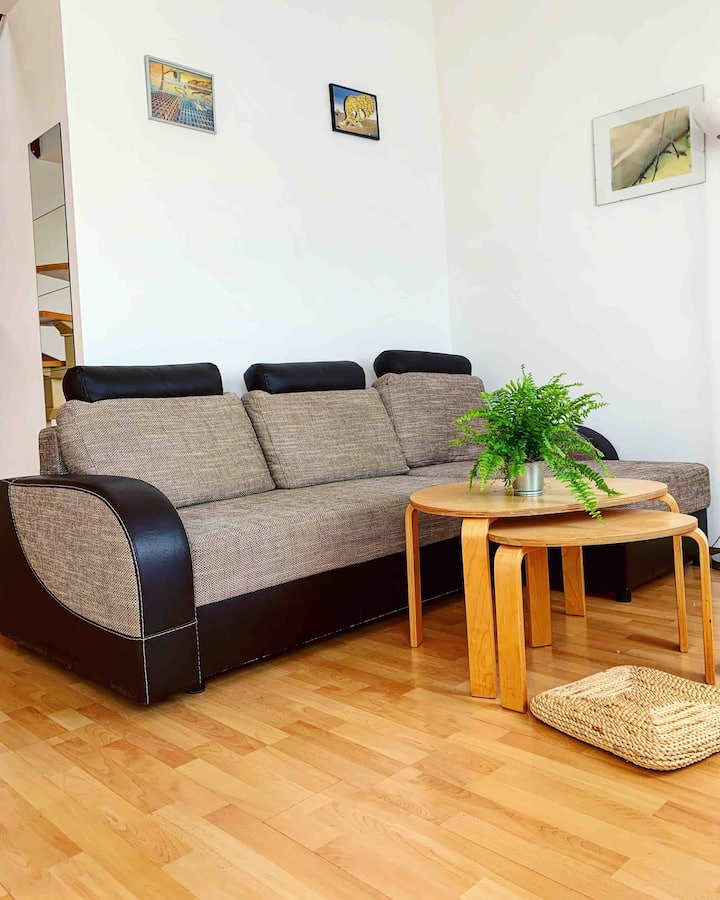 TWO FLOOR moder apartament Shiraz-Loft