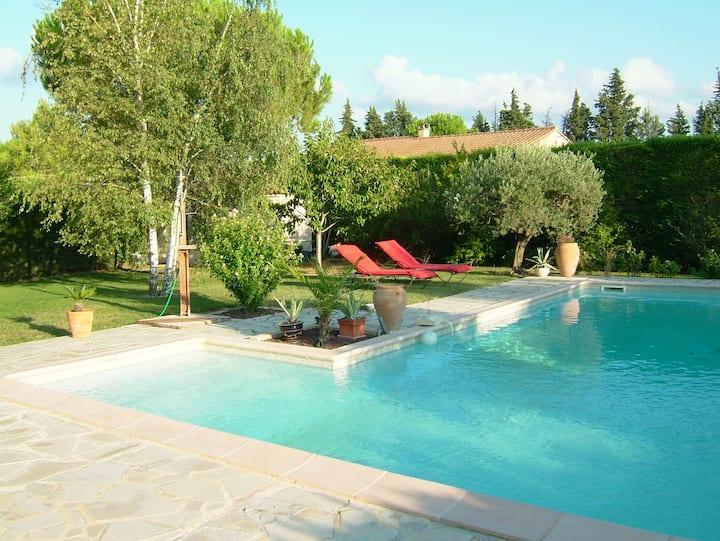 Rendez vous dans notre paradis provençal