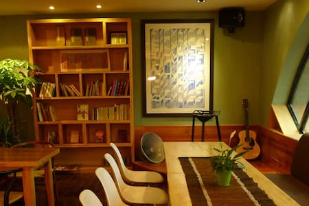 TravellingWith hostel Superior Double Bed Room - Nanning