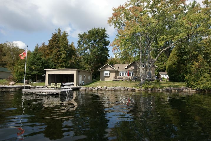 Cottage on Clear Lake