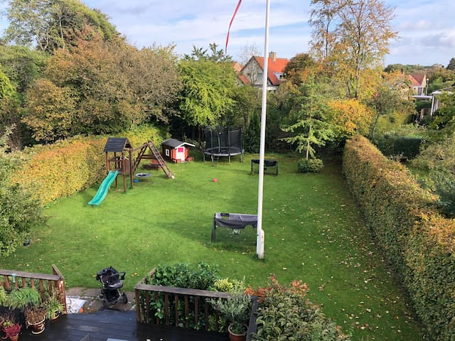Cosy and spacious villa close to Copenhagen