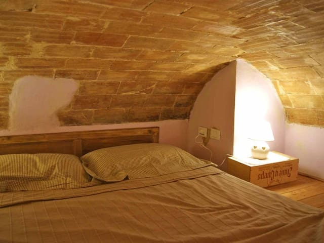 SunMoon apartment in the old centre of Chianni