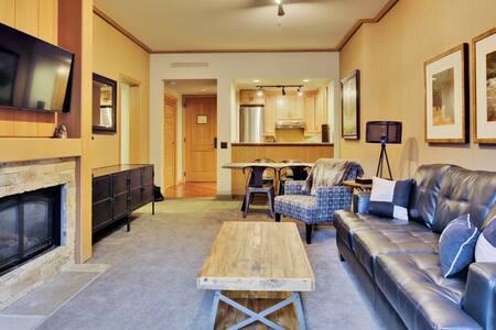 Outstanding 1BR Cle Elum Condo - Cle Elum - Lejlighedskompleks