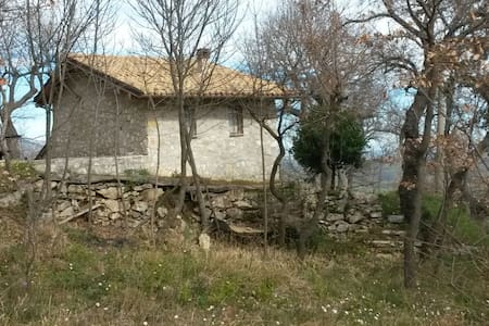 stone house into the bush - Corvara - บ้าน