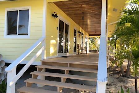 "South Bimini ""Playtime"" Island House"