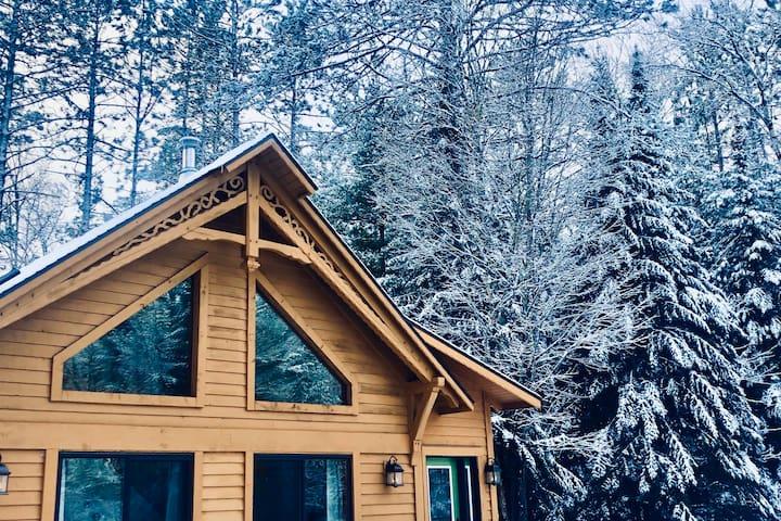 Fenland Cabin on OO