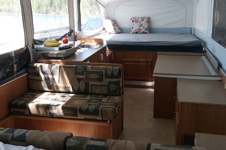 Family Camper with Shower and bathroom - Antigonish