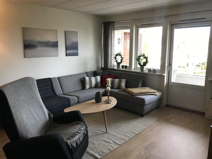 Flott leilighet nær Sandefjord sentrum
