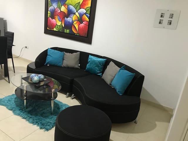 Apartamento amoblado Valledupar.