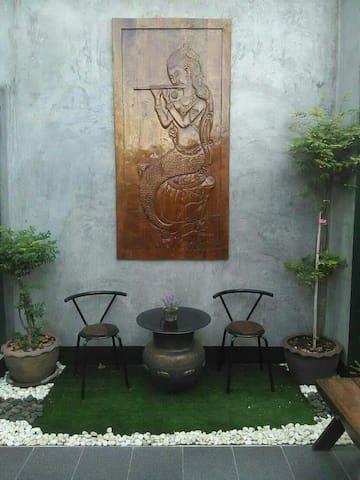 PK Hostel Ayutthaya City - Phra Nakorn Sri Ayutthaya - Villa