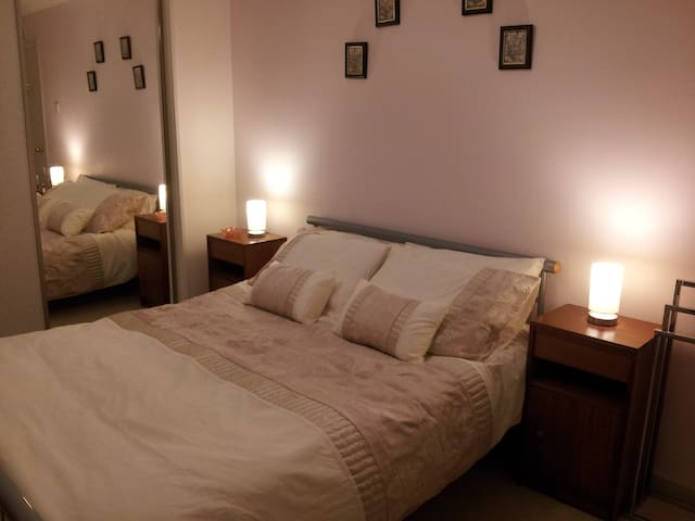 Comfortable accomodation in annexe of private home - Lennoxtown - Дом