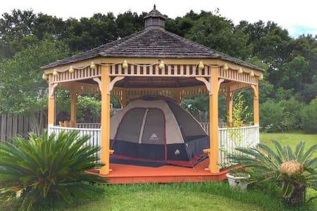 Tent Glamping, Adventure, Getaway - Pensacola