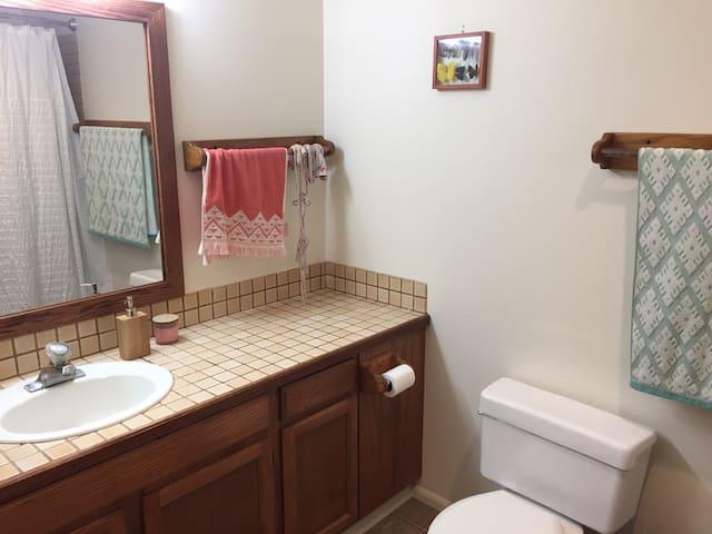 Waimea Hale spacious 1 bdrm 1 bath - Waimea - Rumah