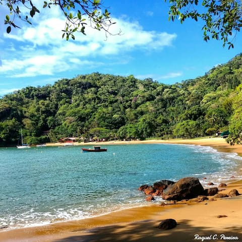BEST PLACE TO STAY IN UBATUBA - Ubatuba - บ้าน