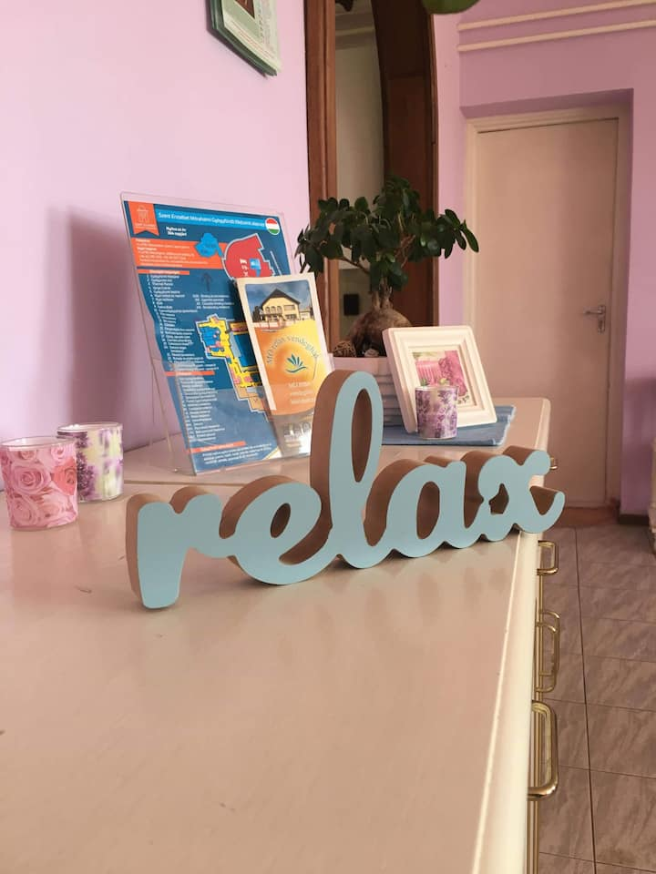 MO RELAX  Family house