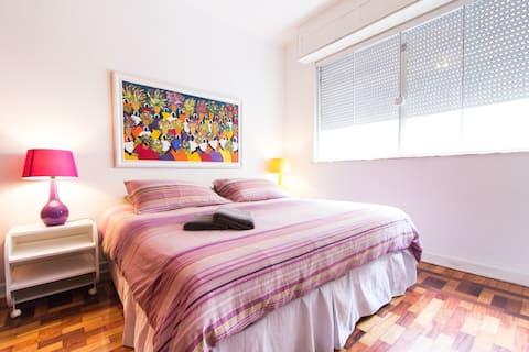 charming apartment in copacabana