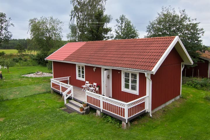 Rural accommodation close to the city - Västerås NO